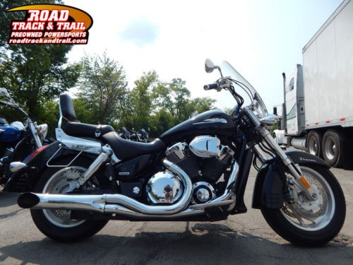 2007 Honda VTX™ 1800T Spec 2 -- Black for sale craigslist